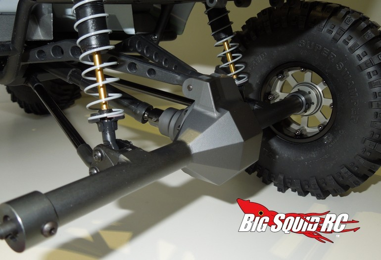 SSD Diamond Centered Rear Axles