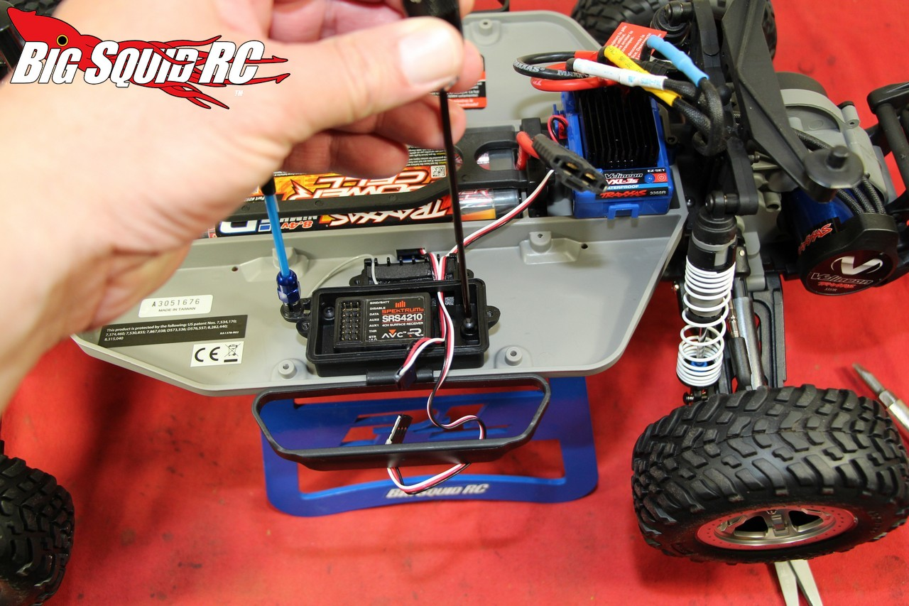 Installing New Car Battery >> How To – Installing AVC Stability Control in a 2wd Traxxas Slash VXL « Big Squid RC – RC Car and ...