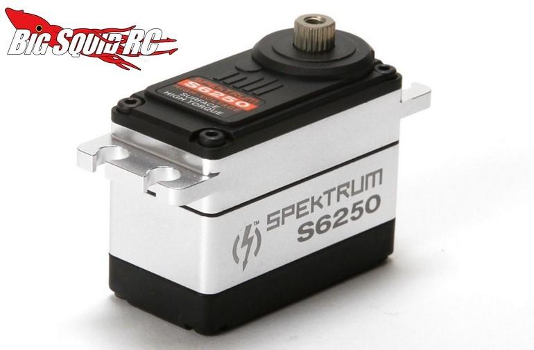 Spektrum S6250 Servo