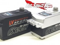 Xpert Low profile servos