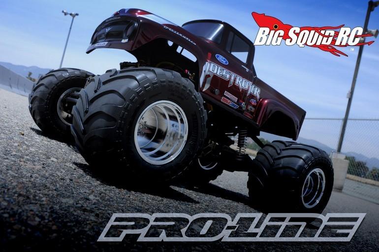 Pro-Line Destroyer Clod Buster Tires
