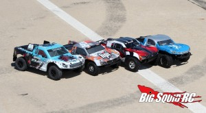 Brushed 2wd Short Course Truck Shootout Group 2