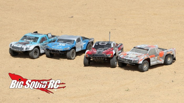 Brushed 2wd Short Course Truck Shootout Group 3