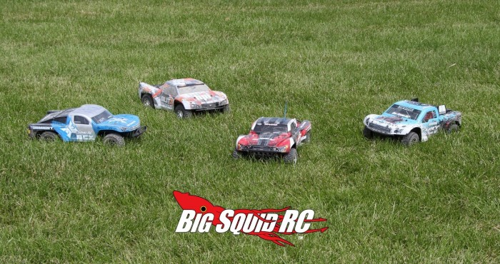 Brushed 2wd Short Course Truck Shootout Group 4
