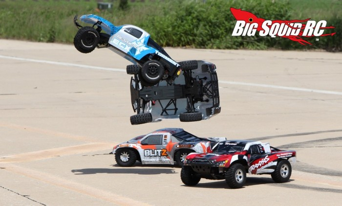 Brushed 2wd Short Course Truck Shootout Group 5