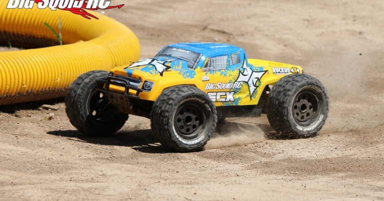 ECX Ruckus Brushless 4wd Review
