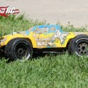 ECX Circuit 4wd Brushless AVC RTR Review 13