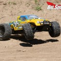ECX Circuit 4wd Brushless AVC RTR Review 16