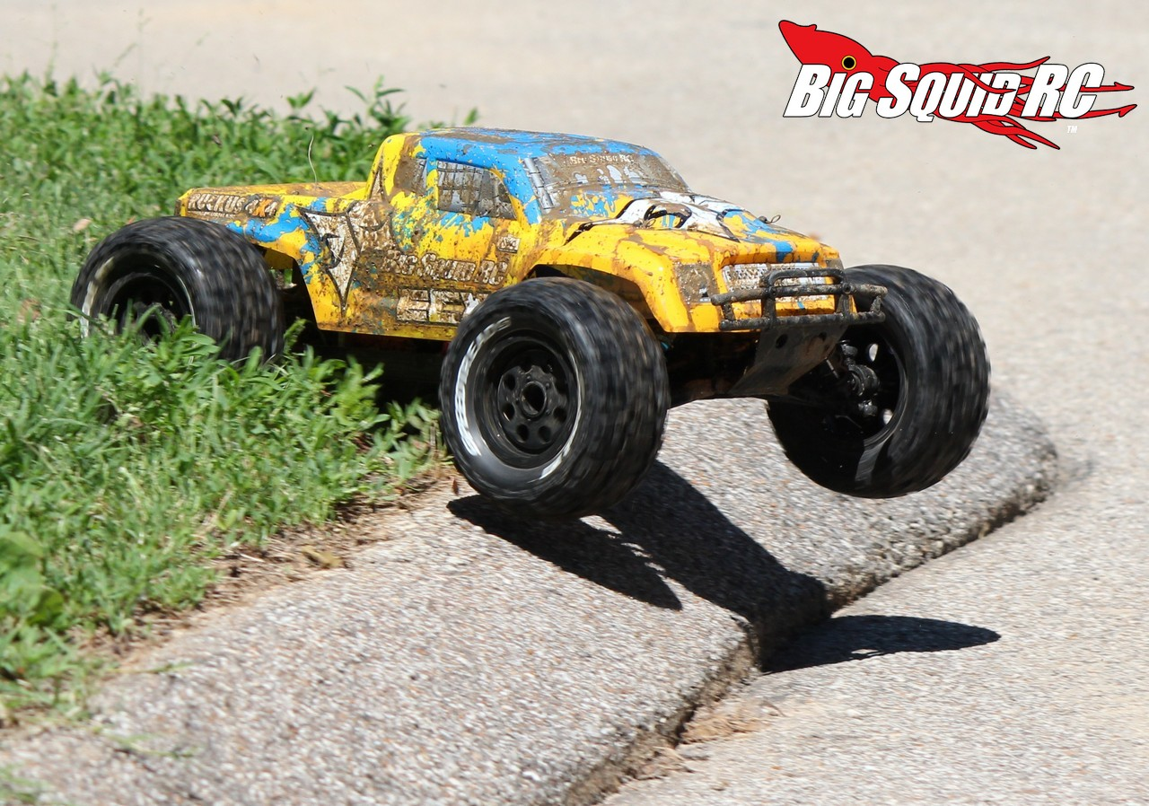 ecx brushless 4wd ruckus monster truck review big squid rc rc car and truck news reviews. Black Bedroom Furniture Sets. Home Design Ideas
