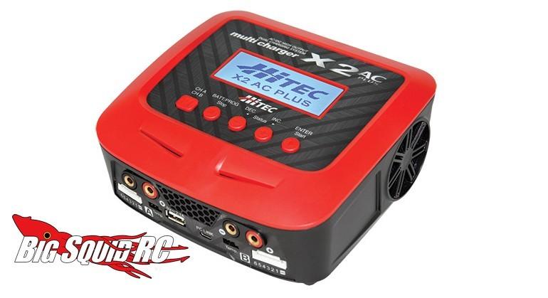 Hitec X2 AC Plus Charger