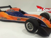 MD Racing Formula E Body
