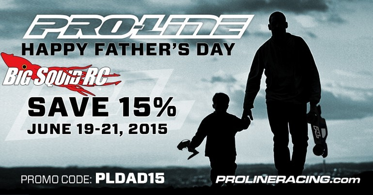 Pro-Line Father's Day