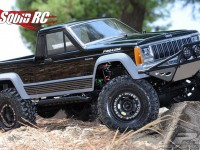 Pro-Line JEEP Comanche Full Bed Clear Body