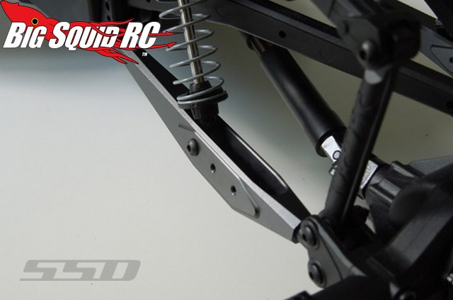 SSD Rear Trailing Arms for the Axial Yeti « Big Squid RC