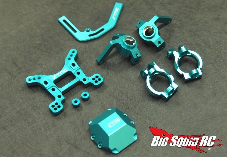 STRC Blue Axial Yeti Parts