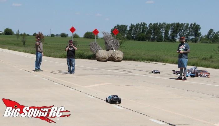 Short Course Shootout High Speed Testing