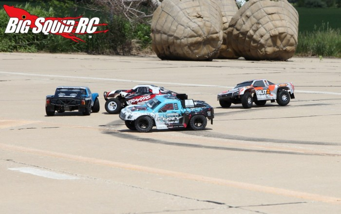 Short Course Shootout Pavement Driving
