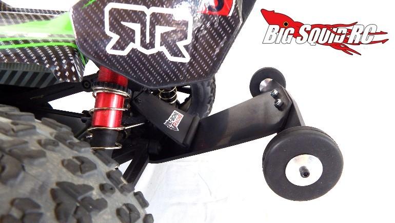 T-Bone Racing Custom Rear T-Bar Set ARRMA Kraton