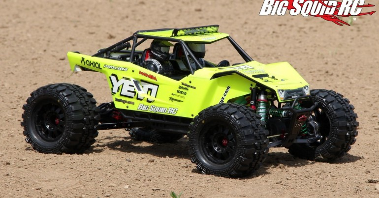 TheToyz Hot Racing GPM Axial Yeti XL