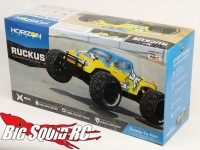 Unboxing ECX Ruckus 4WD Brushless