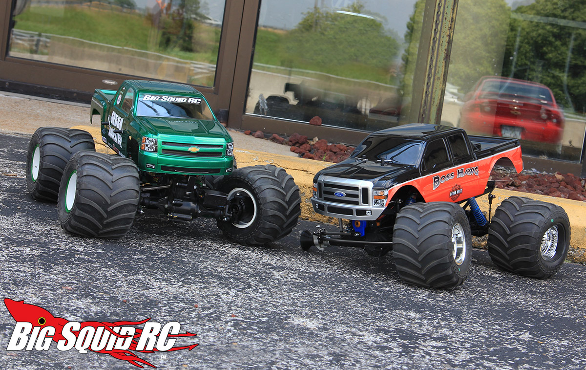 Review – Pro-Line Destroyer Clodbuster Tires « Big Squid RC