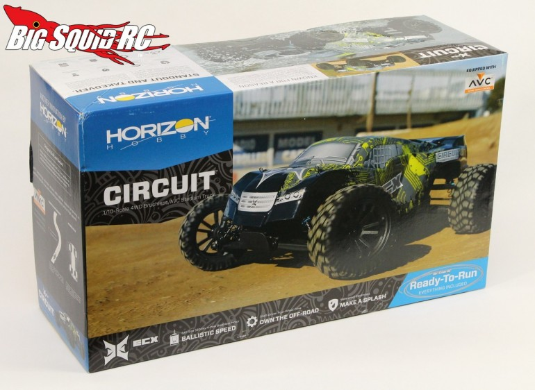 ECX Circuit with AVC Unboxing