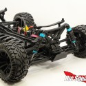ECX 4wd Brushless Circuit Unboxing 12
