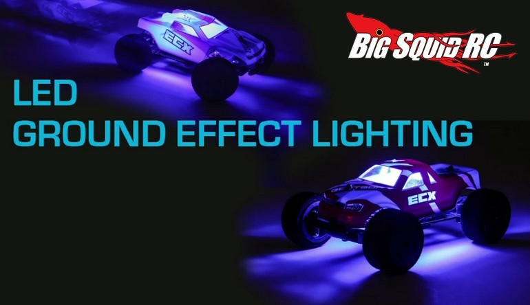 ECX KickFlip BeatBox LED