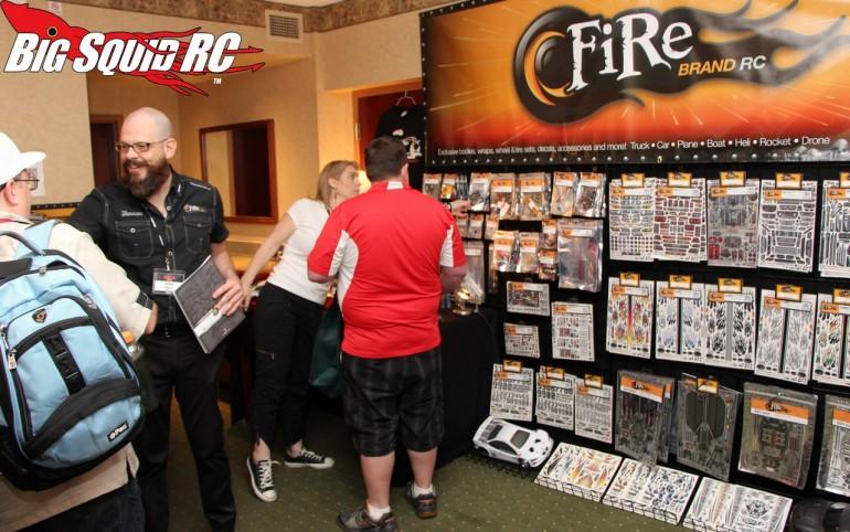 Fire Brand RC