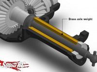 Gmade Brass Axle Weights