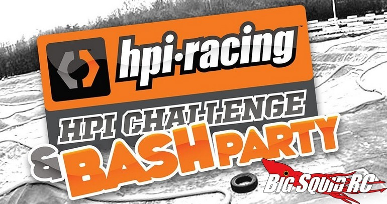 HPI Racing Bash Party