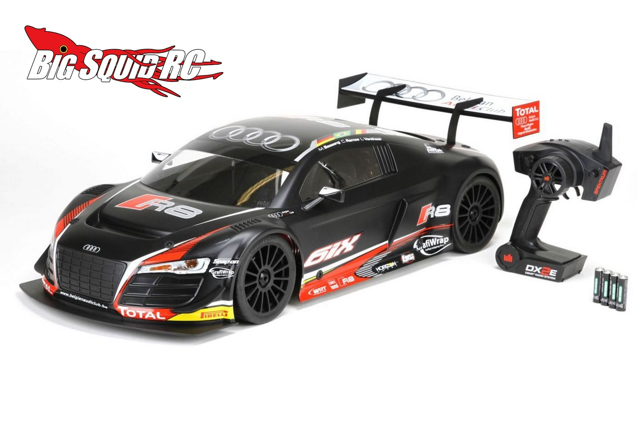 Outrageous 1 6th Brushless Losi Audi R8 Lms Ultra Fia Gt3
