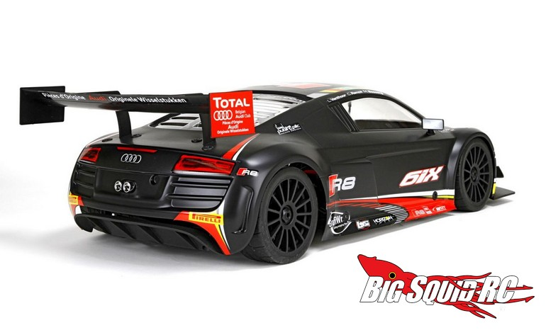 Outrageous 1 6th Brushless Losi Audi R8 Lms Ultra Fia Gt3 Rtr Big