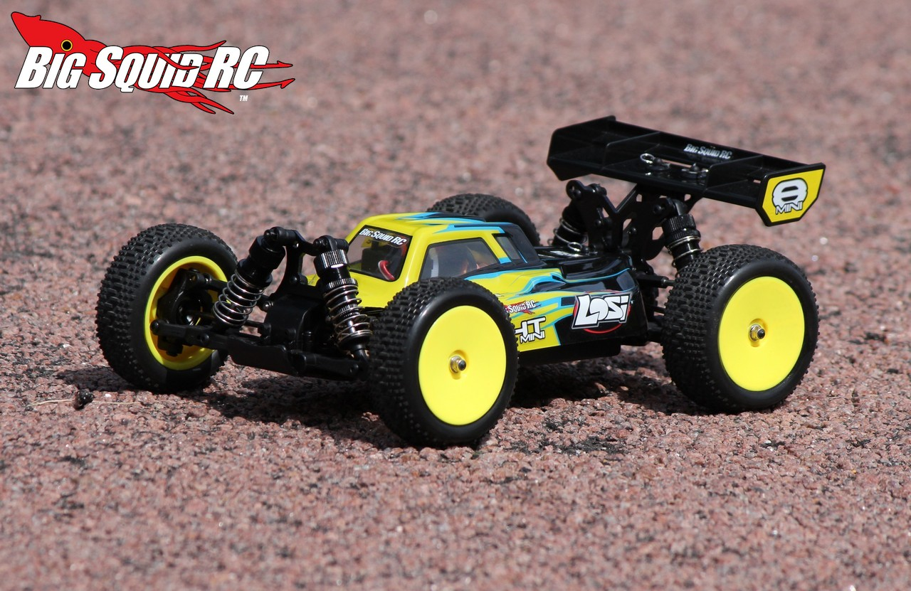 Losi Mini 8IGHT RTR Buggy with AVC Review « Big Squid RC