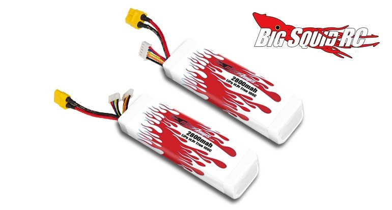 MaxAmps DJI Phantom 2 Battery Set