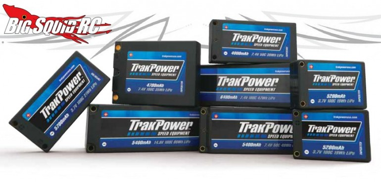 TrakPower LiPo Batteries
