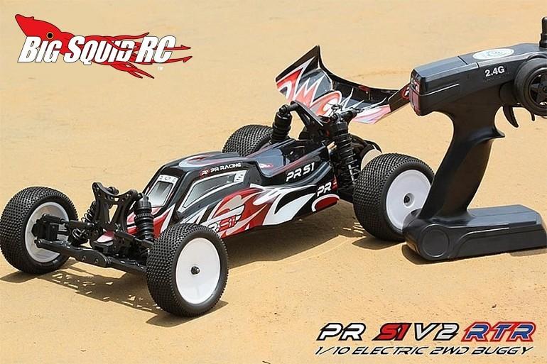 PR Racing S1 V2 RTR Buggy
