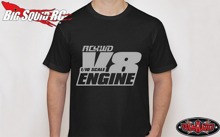 RC4WD V8 Shirt