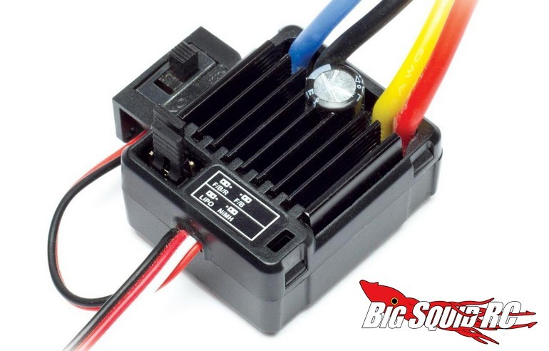 Reedy SC550 Brushed RTR ESC