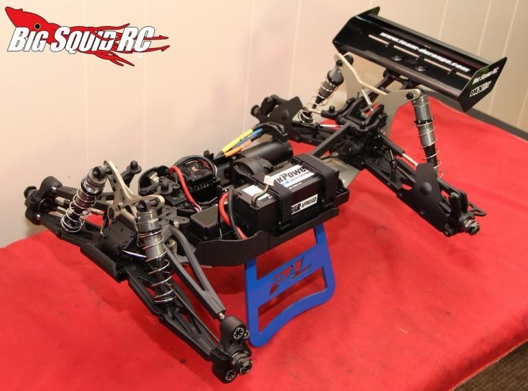 Team Durango DEX8T Build Log