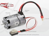 Team Orion dDrive Brushless Power System
