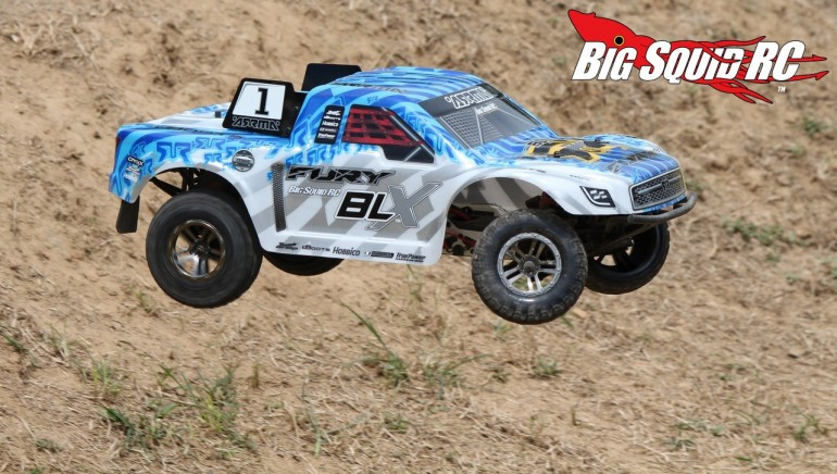 ARRMA Fury BLX Review