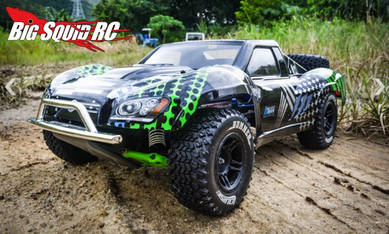 Upgrades for the Traxxas Slash from AsiaTees Hobbies « Big