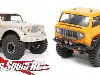 Axial Jeep NuKizer Mighty FC Body