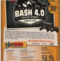 Bash 4.0 Flyer