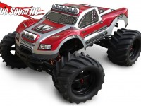 Fire Brand RC Banshee Truck Body