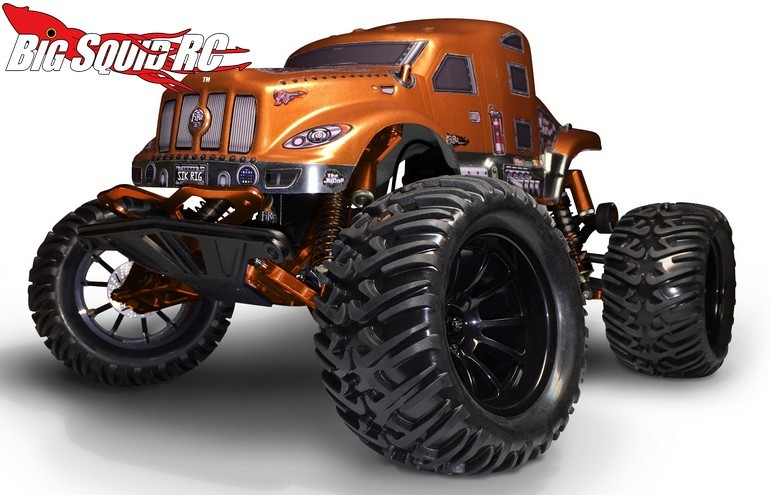 The Judge Body Fire Brand RC