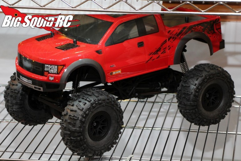 HPI Racing Ford Raptor Crawler King