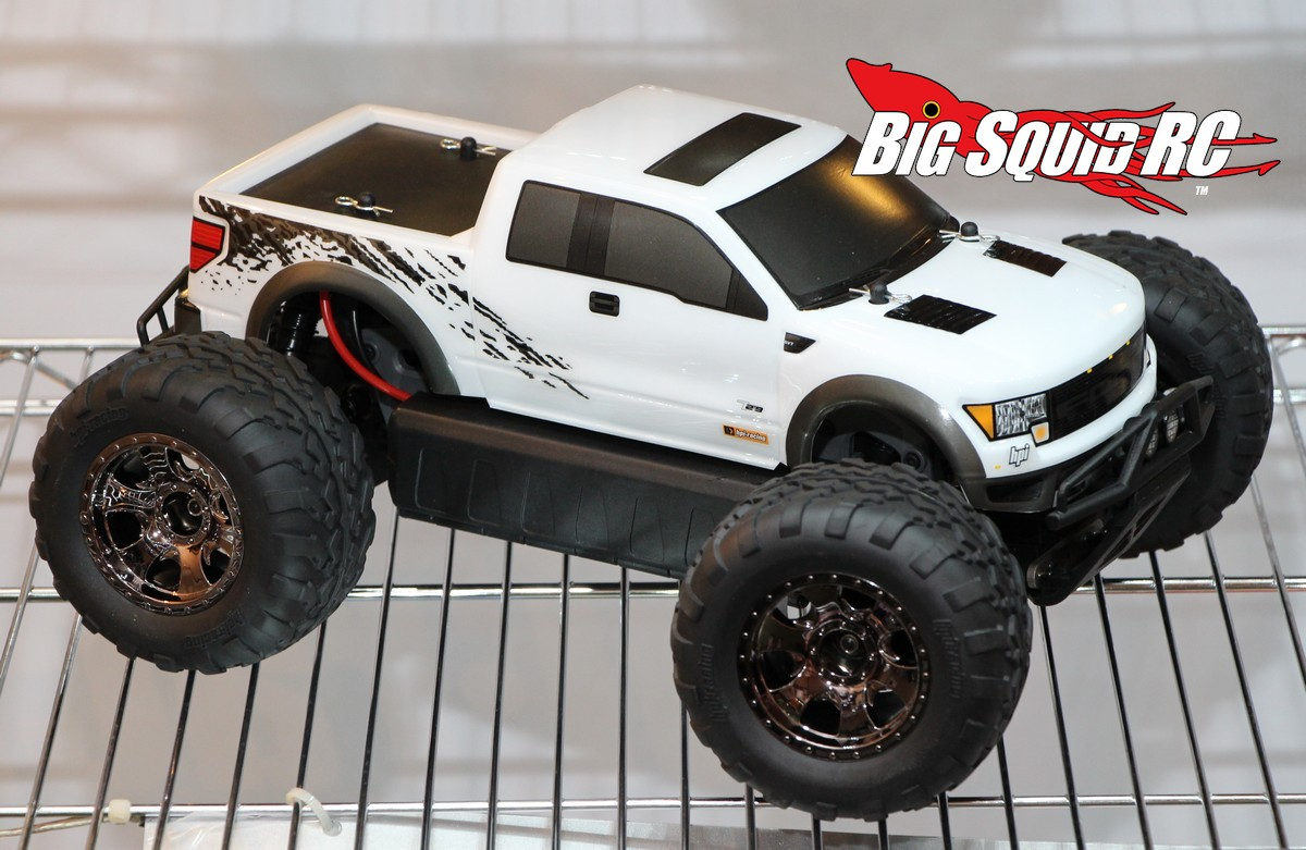 Tim Short Ford >> HPI Racing Ford SVT Raptor Savage XS Flux « Big Squid RC – RC Car and Truck News, Reviews ...