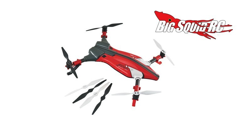 Heli-Max® Voltage 500 3D Rx-R Quadcopter